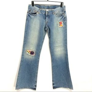Lucky Brand Little Maggie Jeans size 10